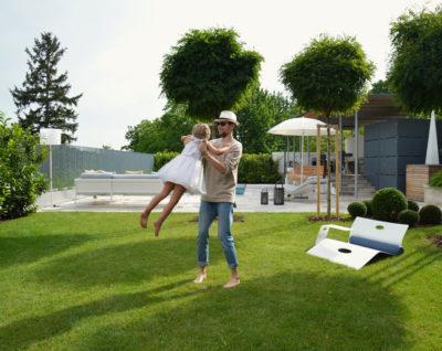 Ein gepflegter Garten bereitet Freude